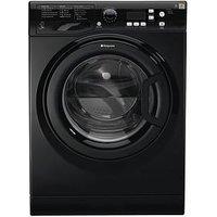 Hotpoint Extra Wmxtf742K 7Kg Load, 1400 Spin Washing Machine A++ Energy Rating - Black
