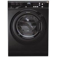 Hotpoint Wmxtf842K 8Kg Load, 1400 Spin Washing Machine - Black