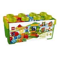 Lego Duplo 10572 All In One Green Box Of Fun