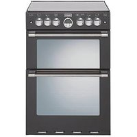 Stoves 600G 60Cm Double Oven Gas Sterling Mini Range Cooker  - Cooker With Connection