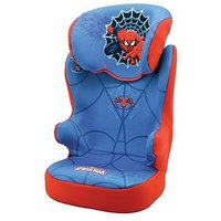 Spiderman Group 2-3 High Back Booster Seat