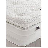 Silentnight Mirapocket Jasmine 2000 Pocket Spring Geltex Pillow Top Mattress - Medium/Soft