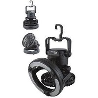 Yellowstone 18 Led Tent Light And Fan