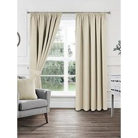 Woven Thermal Blackout Curtains