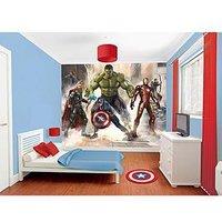 Walltastic Walltastic Marvel Avengers Assemble Wall Murals