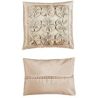 Product photograph showing Franchesca Cushion Pair