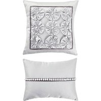 Product photograph showing Franchesca Cushions Pair