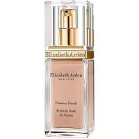 Elizabeth Arden Flawless Finish Perfectly Nude Foundation, Warm Cappuccino, Women
