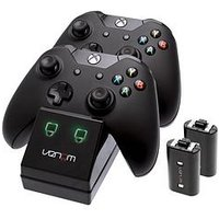 Venom Xbox One Twin Docking Station With 2 Battery Packs