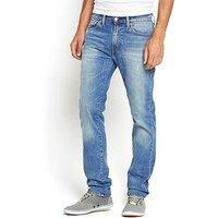 Levi's 511 Mens Slim Fit Jeans, Harbour, Size 33, Inside Leg S=30 Inch, Men