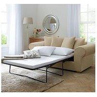 Product photograph showing Anita Fabric Sofa Bed