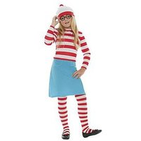Where'S Wally Where'S Wally Wenda - Child'S Costume