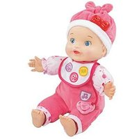 Little Love Vtech Grow With Me Baby Doll