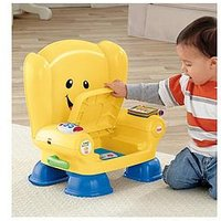 Fisher-Price Laugh & Learn Smart Stages Chair - Yellow