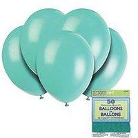 Premium 12 inch Balloons (50 Pack), Purple, Women