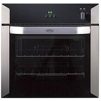 Belling Bi60G 60Cm Built-In Single Gas Oven - Stainless Steel
