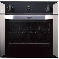 Belling Bi60Fp 60Cm Built-In Single Fan Electric Oven - Stainless Steel
