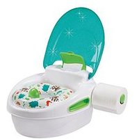 Summer Infant Step by Step Potty, Pink