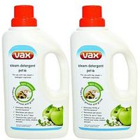 Vax Steam Detergent Pet Twin Pack