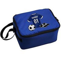 Personalised Football Lunch Bag