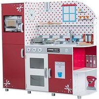 Plum Cookie Wooden Interactive Kitchen
