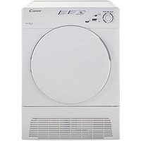 Candy Gcc590Nb 9Kg Sensor Condensor Tumble Dryer - White