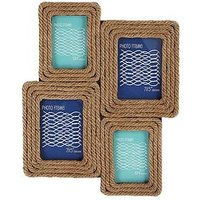 Rope Collage Photo Frame