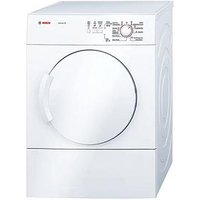 Bosch Serie 2 Wta74100Gb 6Kg Load Vented Tumble Dryer With Sensitive Drying System - White