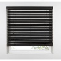 Made To Measure 50 Mm Aluminium Venetian Blinds - Black