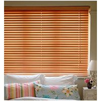 Made To Measure 35 Mm Wooden Venetian Blinds - Beech
