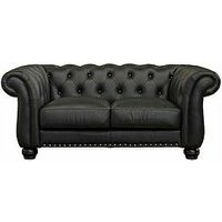 Bakerfield 2-Seater Leather Sofa