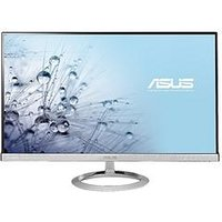 Asus Sonicmaster Mx279H 27 Inch Widescreen Ultra Slim Bezel Ah-Ips Led Monitor Silver With Bang & Olufsen Icepower Speakers