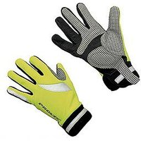 PROVIZ Reflective and Waterproof Cycling Gloves, Size S, Men