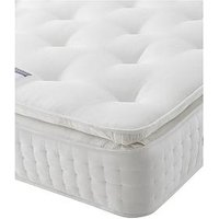 Rest Assured Evelyn 2000 Pocket Spring Latex Mattress - Medium/Soft