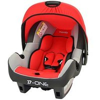 Nania Beone SP Luxe Group 0+ Infant Carrier, Carmine