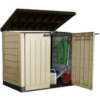 Product photograph showing Keter Store It Out Max Garden Storage