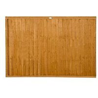 Forest 1.22M Closeboard Fence Panels (Pack Of 6)
