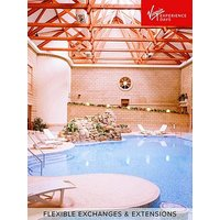 Virgin Experience Days Marriott Spa And Health Club Day Pass