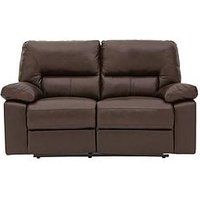 Newberg 2-Seater Premium Leather Power Recliner Sofa