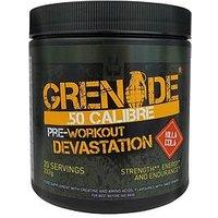 Grenade 50. Calibre Pre Workout Energy Boost Powder 232G - Killa Cola