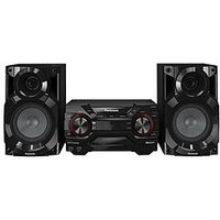 Panasonic Sc-Akx200E-K 400 Watt Micro Hi-Fi System With Wireless Audio Streaming