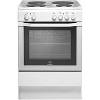 Indesit I6Evaw 60Cm Single Oven Electric Cooker - White