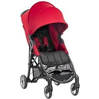 Baby Jogger City Mini Zip Stroller, Red