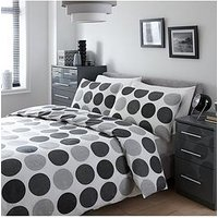 Century Spot Bedding Collection - Curtains