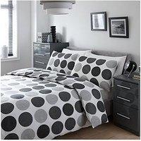 Century Spot Bedding Collection - Double Duvet Cover Set