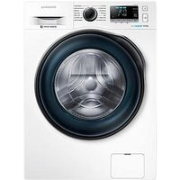 Samsung Ww80J6410Cw/Eu 8Kg Load, 1400 Spin Washing Machine With Ecobubble&Trade; Technology And 5 Year Samsung Parts And Labour