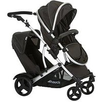 Hauck Duett II Double Buggy Stroller, One Colour