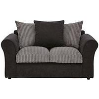 Zayne 2-Seater Fabric Sofa