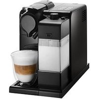 Nespresso En550.B Latissima Touch By Delonghi Coffee Machine - Black
