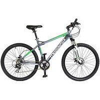 Muddyfox Toronto Hardtail Mens Mountain Bike 18 Inch Frame, One Colour, Men